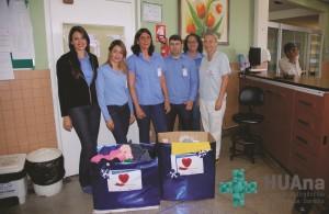 Campanha recebe doações de roupas