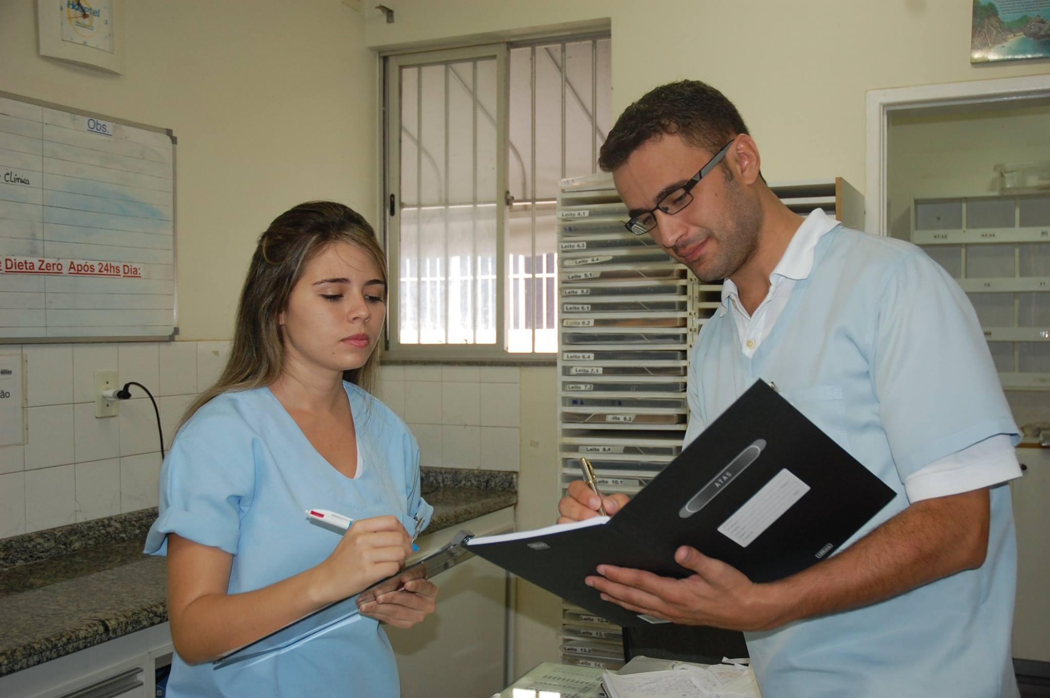 HUAna participa de capacitação sobre o SIAC
