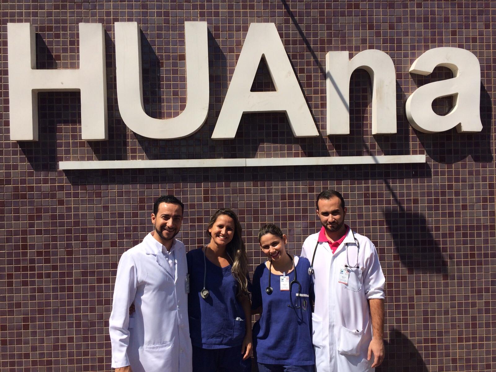 Serviço de fisioterapia passa a ser de 24 horas no Hospital de Urgência de Anápolis