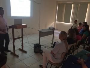 Programação da 1° Semana de Educação Ambiental continua sendo realizada no HUAna