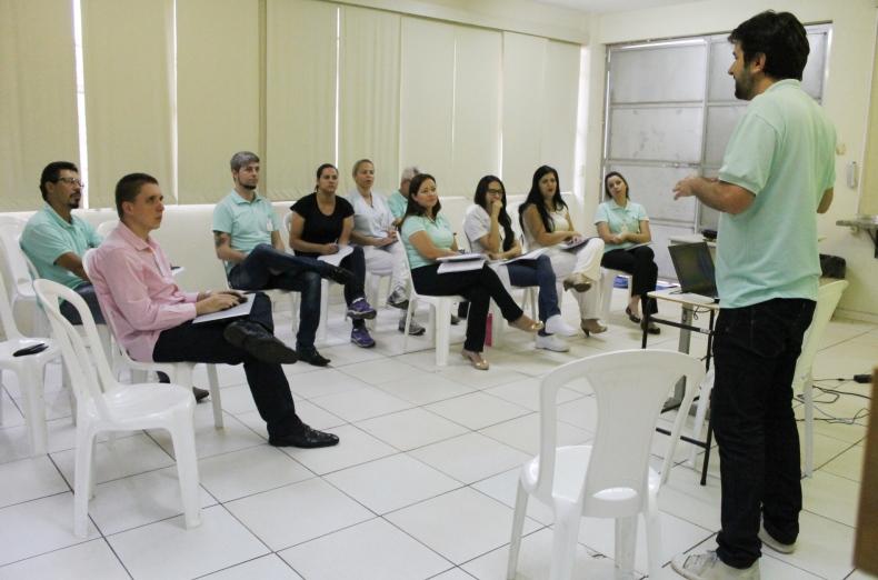 Diretoria Administrativa do HUAna realiza 1ª Oficina de Levantamento Situacional e Planejamento