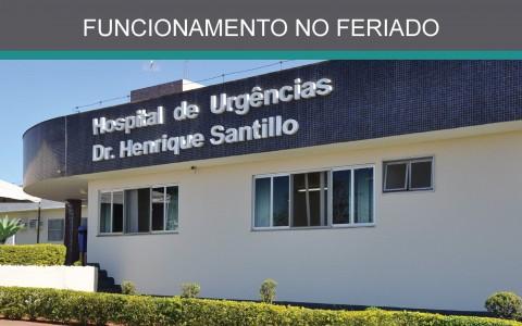 Funcionamento HUAna: Feriado de 01 de maio – Dia do Trabalhador