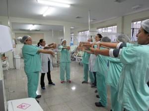 Dia Mundial da Saúde no HUAna