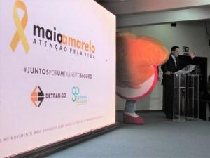 HUAna participa da abertura do Maio Amarelo