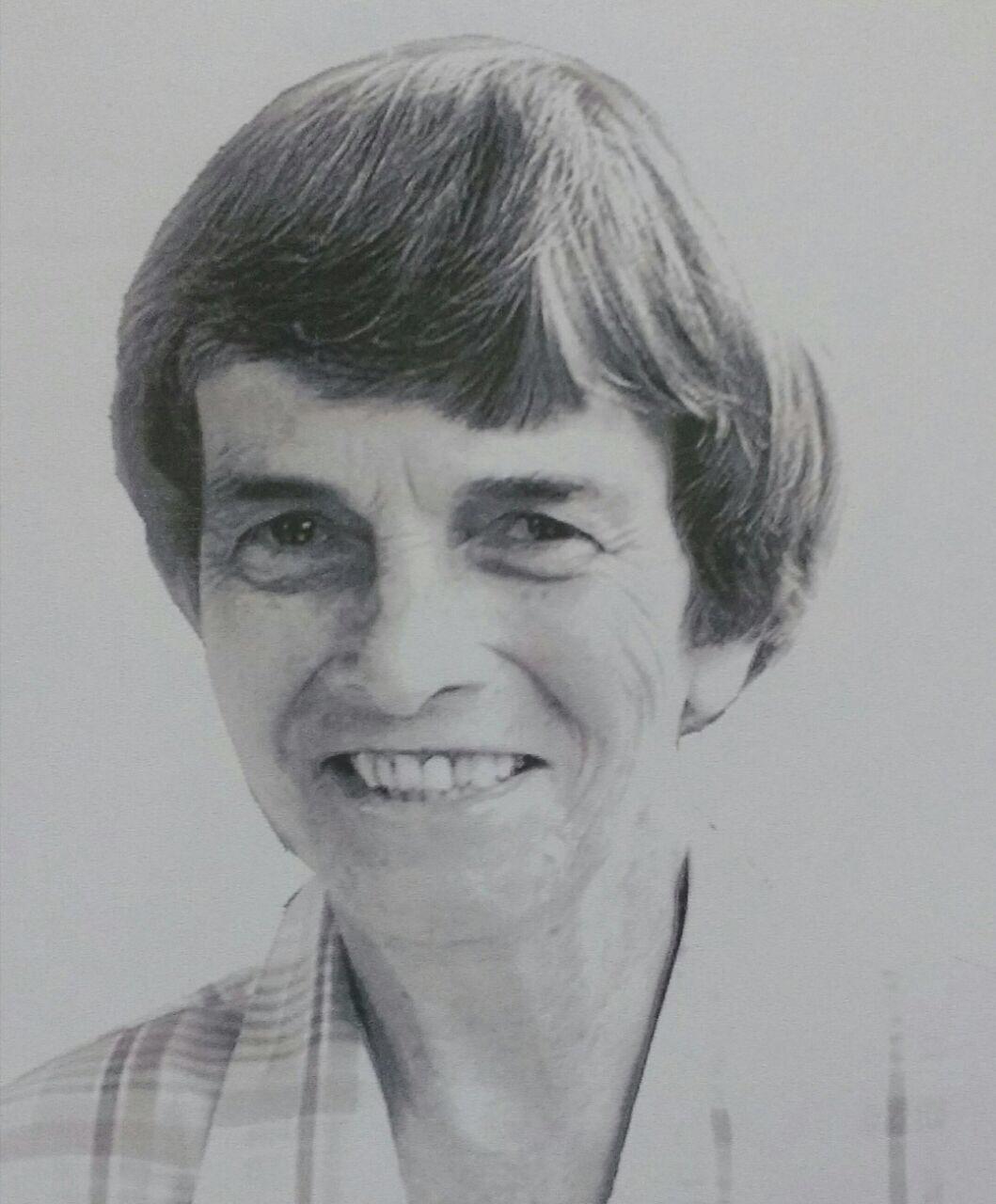 Nota de pesar Irmã Agnes Marie Sweeney