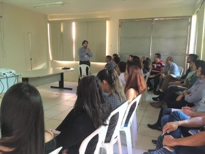 HUAna realiza encontro para apresentação de metas