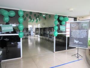 HUAna realiza ação para comemorar o Setembro Verde