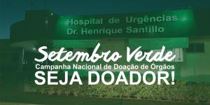 Setembro Verde – Doe órgãos e transforme vidas