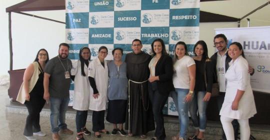 HUAna e Santa Casa de Misericórdia de Anápolis participam da Segunda Edição Ação Solidária Franciscana