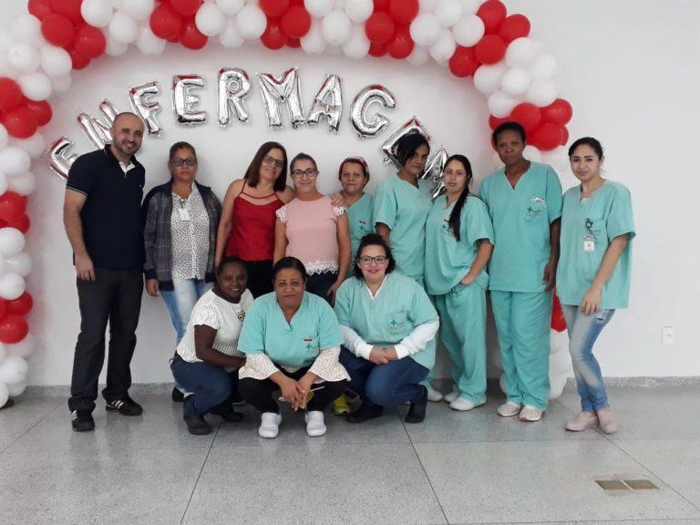 HUANA realiza Semana da Enfermagem
