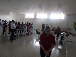 Semana da Enfermagem no Huana