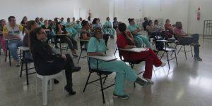 Primeira palestra do Programa Qualidade de Vida do Trabalhador abordou o tema Hipertensão e Diabetes