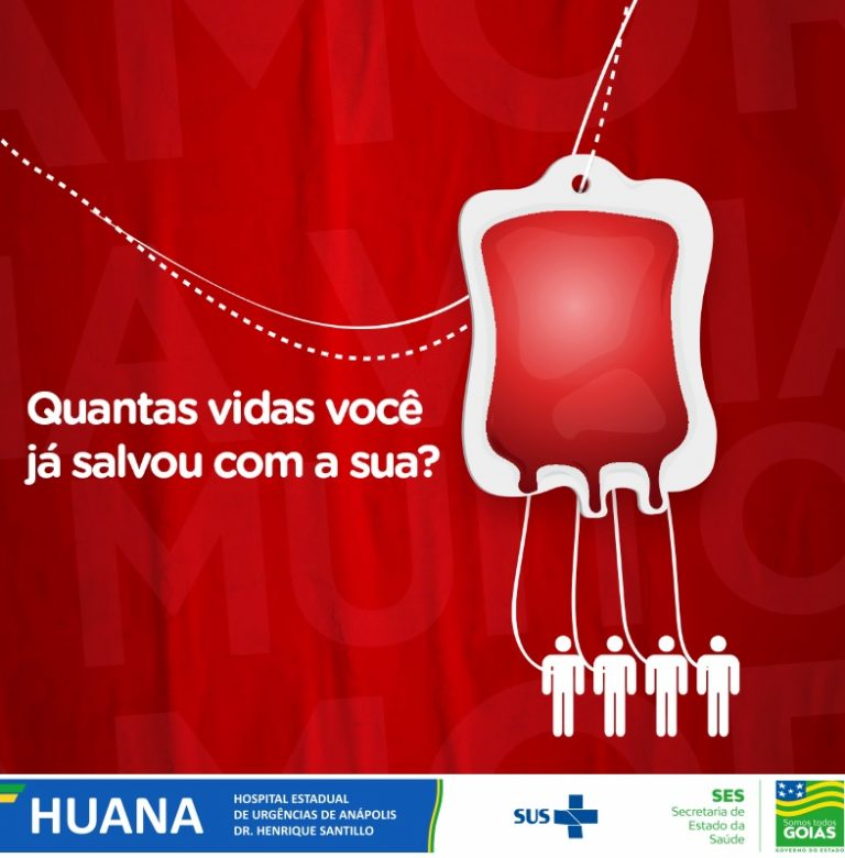 HUANA realiza Campanha Junho Vermelho com colaboradores e comunidade vizinha